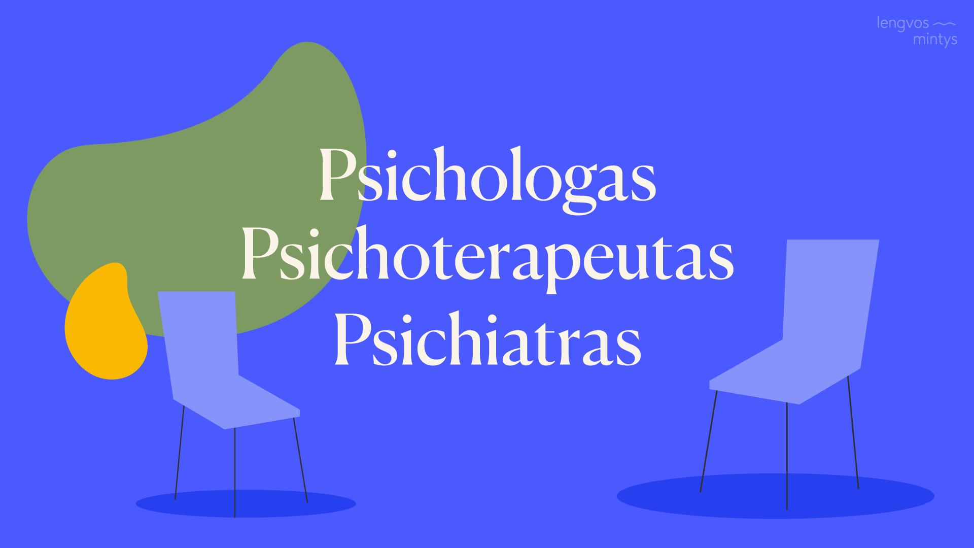 Psichoterapeutas